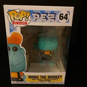 Mimic the monkey Funko pop